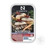 Norven Scandinavian herrings fillet in oil 300g