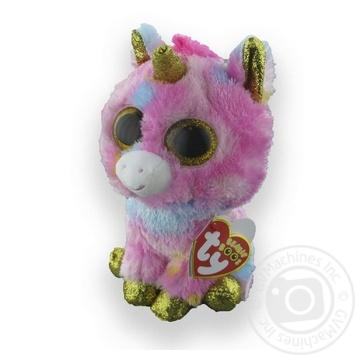 Іграшка Єдиноріг Fantasia Beanie Boo's 36158 TY 15см - купить, цены на Novus - фото 3