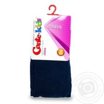Колготки дит Cl Con 7С-31 128-134 192син - купити, ціни на Фуршет - фото 1