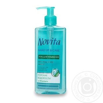 Gel Novita for wash 200ml - buy, prices for Furshet - image 1