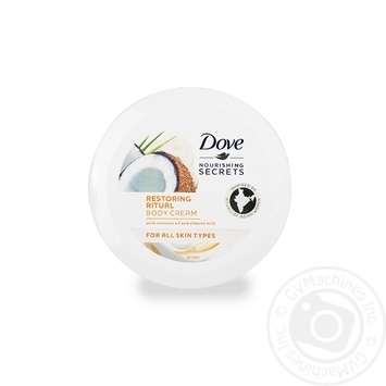 Cream Dove Casting creme gloss for body 250ml