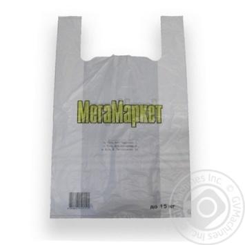 Пакет Мега Маркет 45*66 - купить, цены на МегаМаркет - фото 1