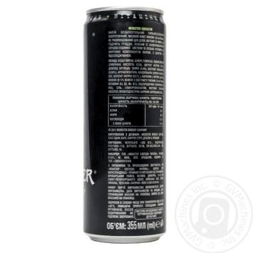 Напиток энергетический Monster Energy безалкогольный 355мл - купить, цены на МегаМаркет - фото 3