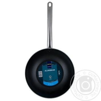 Сковородка Metro Professional вок алюминиевая 30см