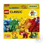 Конструктор Lego Кубики и идеи 11001