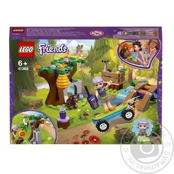 Конструктор Lego Лесные приключения Мии 41363