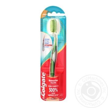 Зубна щітка Colgate Шовкові нитки Ультра м'яка в асортименті - купити, ціни на Ашан - фото 3