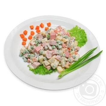 Salad Olivier - buy, prices for MegaMarket - image 1