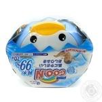 Влажные салфетки Goo.N в пластиковом бокс-пингвине с секретным замком для чувствительной кожи 70шт