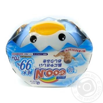 Napkins for children 70pcs - buy, prices for Novus - image 1