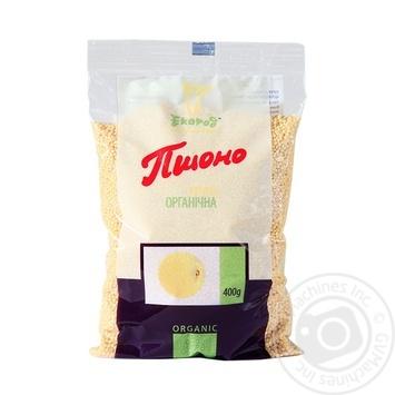 Ecorod Organic Millet Meal 400g - buy, prices for Novus - image 1