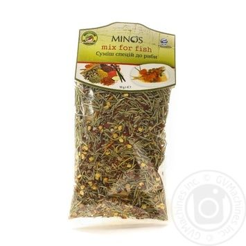 Spices for fish 50g - buy, prices for Novus - image 1