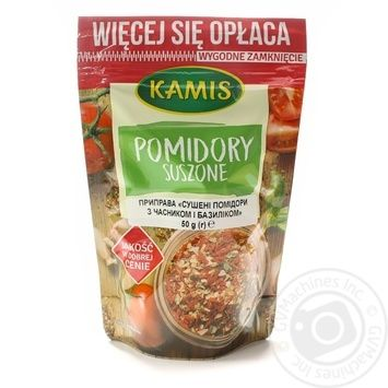 Spices Kamis with tomatoes 50g
