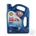 Масло моторное Shell Helix Diesel HX7 10W40 4л