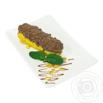 Пирожное Эклер сникерс - купить, цены на МегаМаркет - фото 1