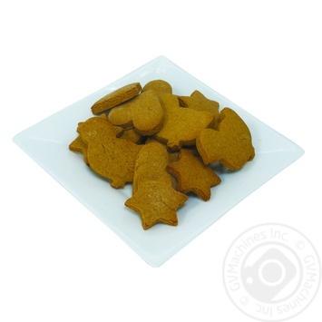 Печиво Імбирне - купити, ціни на МегаМаркет - фото 1