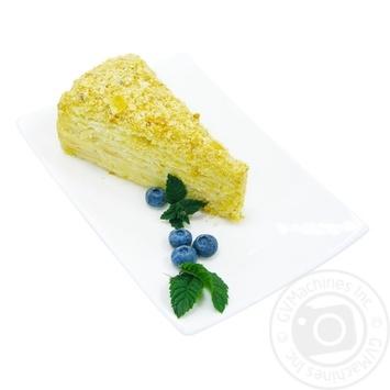 Торт Наполеон класичний - купити, ціни на МегаМаркет - фото 1