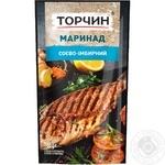 Маринад ТОРЧИН® Соево-имбирный 160г - купить, цены на Novus - фото 1