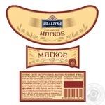 Пиво Балтика Разливное Мягкое светлое 4,4% 0,44л - купить, цены на Фуршет - фото 2