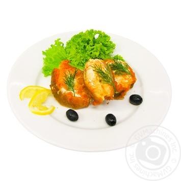 Рыба жареная Миньок - купить, цены на МегаМаркет - фото 1