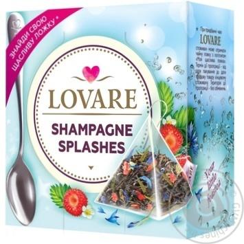 Tea Lovare Spray champagne green packed 15pcs 30g - buy, prices for Novus - image 1