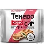Сыр Комо Тенеро полутвердый 50% 185г - купить, цены на МегаМаркет - фото 1