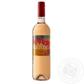 La Gardea Rosado Wine rose dry  13,5% 0,75l - buy, prices for Metro - image 1