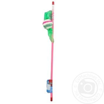 Игрушка для домашних животных Topsi удочка с мячиком 46см - купить, цены на Метро - фото 1