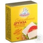 Сыр плавленый Добряна Дружба творожный 40% 90г