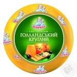 Сыр Добряна Голладнский твердый 50%