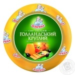 Сыр твердый Добряна Голландский 50%
