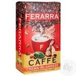 Coffee Ferarra ground 250g