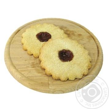 Печиво Зірочка з повидлом - купити, ціни на МегаМаркет - фото 1