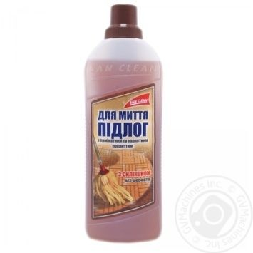 Means San clean for washing 1000ml - buy, prices for Furshet - image 1
