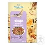 Food for middle-sized parrots Priroda Nymph 500g
