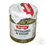 Santolino In Vine Vinegar Capers 212ml