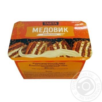Торт Tarta Медовик 290г - купити, ціни на CітіМаркет - фото 1