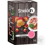 Сухарики Snekkin пшенично-ржаные со вкусом холодец с хреном 100г