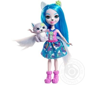 Кукла Enchantimals  Волчонок Уинсли - купить, цены на Novus - фото 1