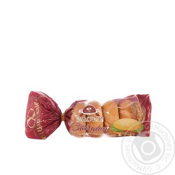 Bun Tsar hlib Capital 250g packaged - buy, prices for MegaMarket - image 1