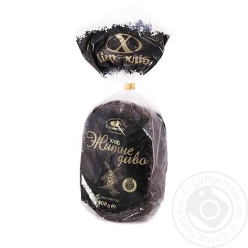 Хліб Цар Хліб Житнє Диво житній 400г - купити, ціни на Novus - фото 1