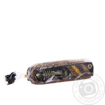 Хлеб Царь Хлеб Щедрый 500г - купить, цены на Novus - фото 1