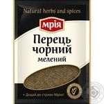 Mria Black Ground Pepper - buy, prices for MegaMarket - image 1