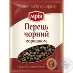 Перець чорний Мрія горошком 20г - купити, ціни на МегаМаркет - фото 1