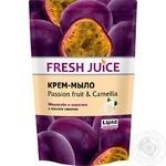 Крем-мыло Fresh Juice Passion fruit & Camellia 460мл