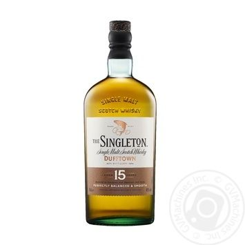 The Singleton Of Dufftown Whisky 15 y.o. 40% 0,7l - buy, prices for Novus - image 1