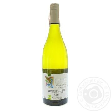 Вино Claude Leblanc Bourgogne-Aligote белое сухое 12,5% 0,75л