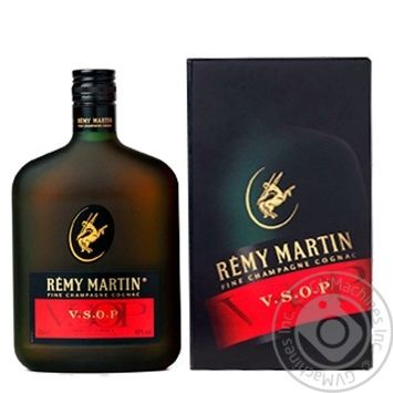 Remy Martin VSOP Cognac 0,5l - buy, prices for Novus - image 1