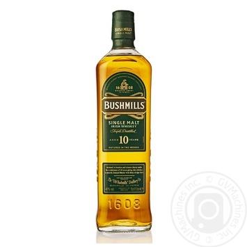 Виски Bushmills 10 лет 0,7л