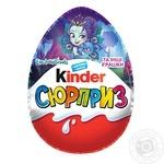 Яйцо Kinder Surprise Для девочек Enchantimals из молочного шоколада c молочным внутренним слоем и игрушкой внутри 20г - купить, цены на СитиМаркет - фото 3